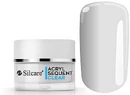 Fragrances, Perfumes, Cosmetics Nail Acrylic, 72 g - Silcare Sequent LUX