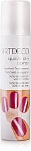 Fragrances, Perfumes, Cosmetics Nail Polish Dry Spray - Artdeco Quick Dry