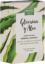 Fragrances, Perfumes, Cosmetics Natural Aloe Vera Soap - Luxana Phyto Nature Aloe Vera Soap