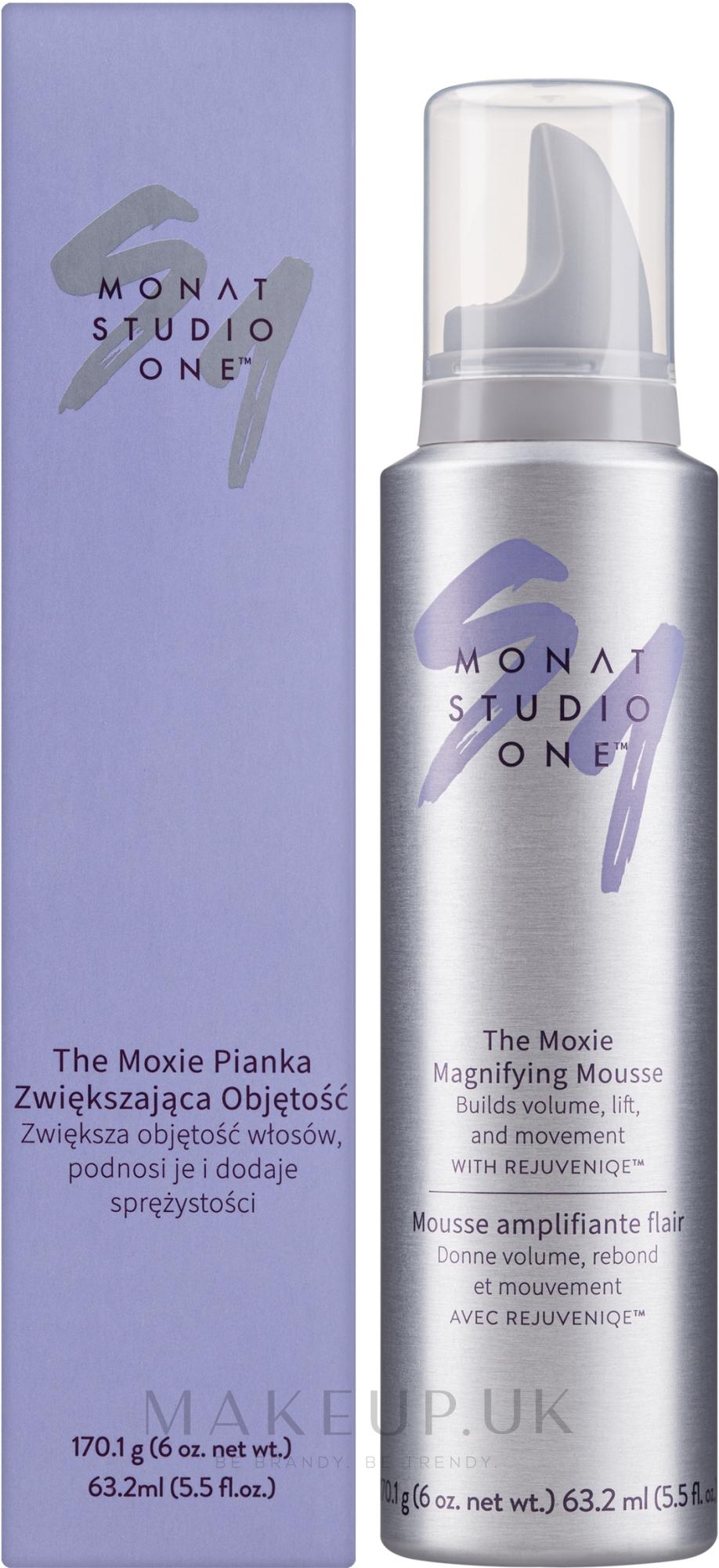Volumizing Mousse - Monat Studio One The Moxie Mousse — photo 63.2 ml
