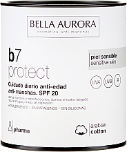 Fragrances, Perfumes, Cosmetics Brightening Cream - Bella Aurora B7 Cream Clarifying Blush