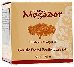 Fragrances, Perfumes, Cosmetics Facial Peeling Cream - Mogador Centle Facial Peeling Cream