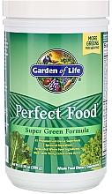 "Fragrances, Perfumes, Cosmetics Dietary Supplement ""Green Formula"", powder - Garden of Life Perfect Food Super Green Formula"
