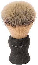 Fragrances, Perfumes, Cosmetics Shaving Brush - Acca Kappa Shaving Brush Natural Style Nero
