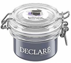 Fragrances, Perfumes, Cosmetics Bamboo-Coal Detox Mask - Declare Bamboo-Coal Detox Mask