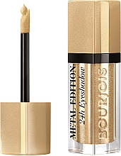 Fragrances, Perfumes, Cosmetics Liquid Eyeshadow - Bourjois Metal Edition 24H Eyeshadow