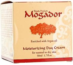 Fragrances, Perfumes, Cosmetics Moisturizing Day Cream for Normal & Dry Skin - Mogador Moisturizing Day Cream