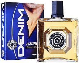 Fragrances, Perfumes, Cosmetics Denim Azure - After Shave Lotion