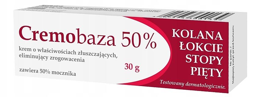 Exfoliating Callus Cream - Farmapol Cremobaza 50%