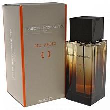 Fragrances, Perfumes, Cosmetics Pascal Morabito Red Amber - Eau de Toilette