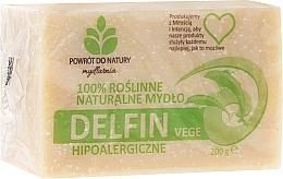 "Fragrances, Perfumes, Cosmetics Natural Soap ""Dolphin' - Powrot do Natury Natural Soap Delfin"