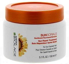 Fragrances, Perfumes, Cosmetics After Sun Hair Mask - Biolage Sunsorials Sun Repair Treatment