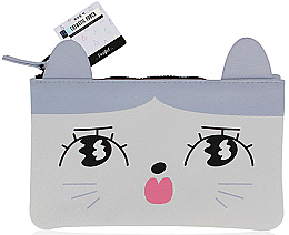 Fragrances, Perfumes, Cosmetics Makeup Bag - Soko Ready Toilet Bag Cat