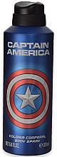 Fragrances, Perfumes, Cosmetics Deodorant - Marvel Captain America Deodorant
