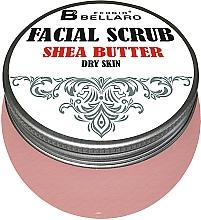 Fragrances, Perfumes, Cosmetics Shea Butter Facial Scrub - Fergio Bellaro Facial Scrub Shea Butter