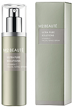 Fragrances, Perfumes, Cosmetics Vitamin C Face Spray - M2Beaute Ultra Pure Solutions Vitamin C Facial Nano