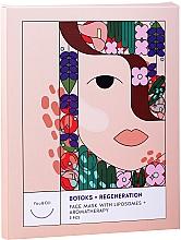 Fragrances, Perfumes, Cosmetics Botox + Regeneration with Liposomes + Aromatherapy Face Mask - You & Oil Triple Pack Face Mask Botoks + Regeneration With Liposomes + Aromatherapy