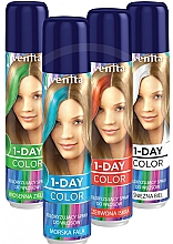 Fragrances, Perfumes, Cosmetics Tinted Hair Spray - Venita 1-Day Color Spray