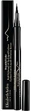 Fragrances, Perfumes, Cosmetics Liquid Eyeliner - Elizabeth Arden Beautiful Colour Bold Defining Felt Tip Liquid Eye Liner
