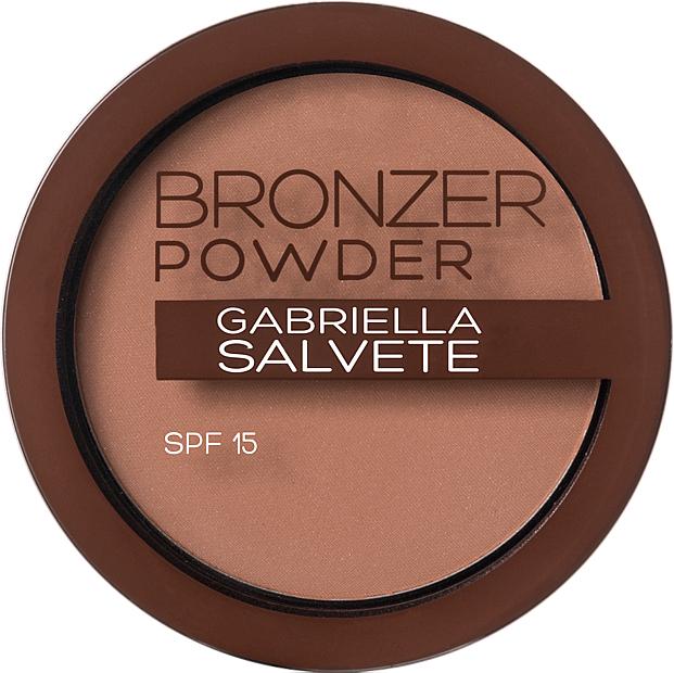 Bronzing Powder - Gabriella Salvete Bronzer Powder SPF15