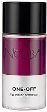 Fragrances, Perfumes, Cosmetics Makeup Remover - Nouba One Off Lip Color Remover