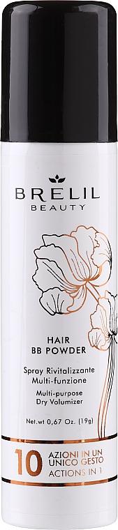 Multifunctional Hair Powder - Brelil Professional Biotraitement Beauty Hair BB Powder