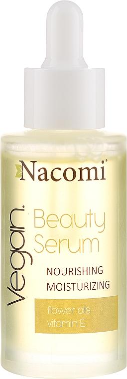 Moisturizing Face Serum - Nacomi Beauty Serum Nourishing & Moisturizing Serum