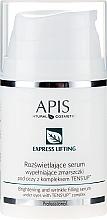 Fragrances, Perfumes, Cosmetics Eye Serum - APIS Professional Express Lifting Brightening Filling Wrinkle Serum With Tens UP