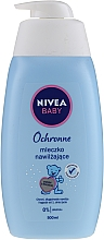 Fragrances, Perfumes, Cosmetics Body Velvet Moisturizing Milk - Nivea Baby Velvet Moisturizing Milk