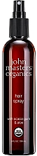 Fragrances, Perfumes, Cosmetics Hair Spray - John Masters Organics Hair Spray With Acacia Gum & Aloe