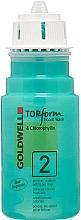 Fragrances, Perfumes, Cosmetics Porouse & Colored Hair Perm - Goldwell Topform Foam Wave 2