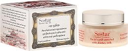Fragrances, Perfumes, Cosmetics Moisturizing Face Peeling - Sostar Face Moisturizing Peeling with Donkey Milk