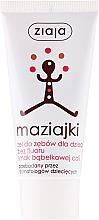 "Fragrances, Perfumes, Cosmetics Fluoride-free KIds Toothpaste ""Cola"" - Ziaja"