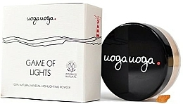 Fragrances, Perfumes, Cosmetics Face Highlighter - Uoga Uoga Game Of Lights Highlighting Powder