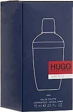 Fragrances, Perfumes, Cosmetics Hugo Boss Hugo Dark Blue - Eau de Toilette