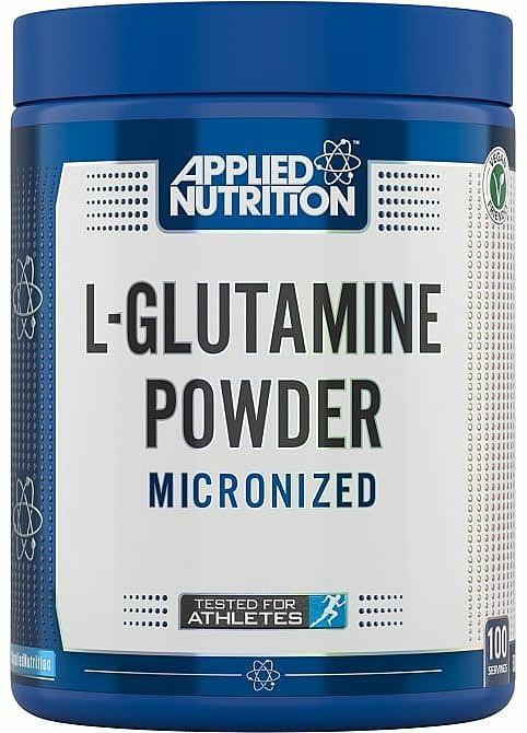 L-Glutamine Powder - Applied Nutrition L-Glutamine Powder Micronized — photo N1