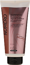 Fragrances, Perfumes, Cosmetics Macassar Oil & Keratin Hair Shampoo - Brelil Numero Hair Professional Beauty Macassar Oil Shampoo