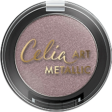 Fragrances, Perfumes, Cosmetics Eyeshadow - Celia Art Metallic Eye Shadow