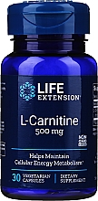 """Fragrances, Perfumes, Cosmetics Dietary Supplement """"Carnitine"""" - Life Extension L-Carnitine"""