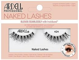 Fragrances, Perfumes, Cosmetics False Lashes - Ardell Naked Lashes 424