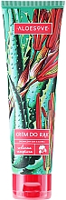 Fragrances, Perfumes, Cosmetics Hand Cream - Aloesove