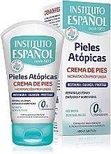 Fragrances, Perfumes, Cosmetics Foot Cream - Instituto Espanol Atopic Skin Foot Cream