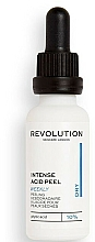 Fragrances, Perfumes, Cosmetics Intensive Peeling for Dry Skin - Revolution Skincare Intense Acid Peel For Dry Skin