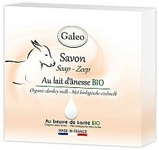 Fragrances, Perfumes, Cosmetics Donkey Milk Soap - Galeo Soap Organic Donkey Milk