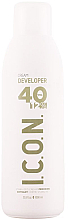 Fragrances, Perfumes, Cosmetics Cream Activator - I.C.O.N. Ecotech Color Cream Activator 40 Vol (12%)