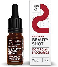 Fragrances, Perfumes, Cosmetics Face Serum - You & Oil Beauty Shot Polysaccharids / Moisturiser Face Serum