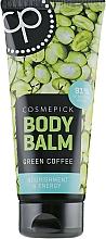 Fragrances, Perfumes, Cosmetics Body Balm with Green Coffee Extract - Cosmepick Body Balm Green Coffee