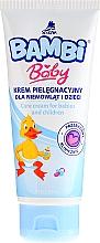 Fragrances, Perfumes, Cosmetics Face & Body Baby Cream - Pollena Savona Bambi Cream