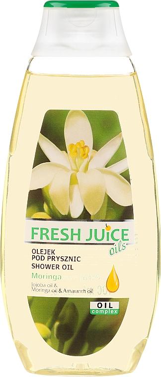 """Shower Oil """"Moringa"""" - Fresh Juice Shower Oil Moringa"""