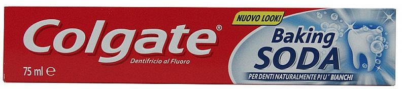 Toothpaste - Colgate Toothpaste Baking Soda